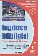 İngilizce Dilbilgisi Türkçe Açıklamalı Araştırmalı