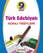 9.Sınıf Türk Edebiyatı Konu Testi ( 16 Yaprak - 2008 )