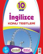 10.Sınıf İngilizce Konu Testi  ( 31 Yaprak - 2008 )
