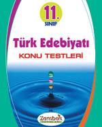 11.Sınıf Türk Edebiyatı Konu Testi ( 32 Yaprak - 2008 )