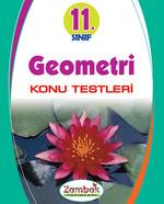 11.Sınıf Geometri  Konu Testi  ( 32 Yaprak - 2008 )
