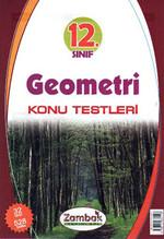 12.Sınıf Geometri Konu Testi  ( 32 Yaprak - 2008 )