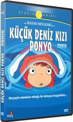 Ponyo On The Cliff By The Sea - Küçük Deniz Kızı Ponyo