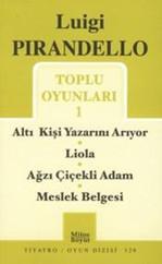 Toplu Oyunları-1 / Luigi Pirandello