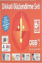 Dikkati Güçlendirme Seti 6 Yaş (3 Kitap Takım)
