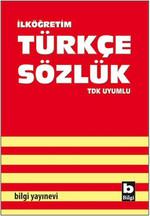 İlköğretim Türkçe Sözlük - TDK Uyumlu