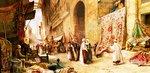 Anatolian-Kahire'de Halı Pazarı 1500 Parça Puzzle 3751
