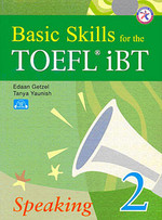 Basic Skills for the TOEFL iBT Student's Book 2 Speaking with Audio CD