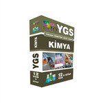 Bil IQ YGS Kimya Hazırlık Vcd Seti (12 VCD)