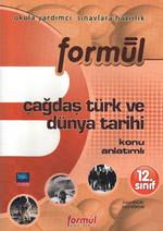 Formül 12.Sınıf Çağdaş Türk ve Dünya Tarihi K.A.