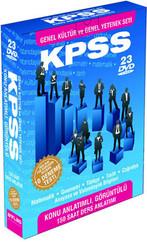 KPSS Genel Kültür-Genel Yetenek Seti - 23 DVD + 10 Deneme Sınavı