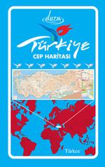 Harita Türkiye 50*70 ( Türkce )