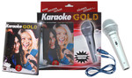 Karaoke Gold 2 Set (Mikrofon Hediyeli)