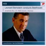 Beethoven - Symphonies Nos. 1-9 Violin Concerto Overtures (6 CD)