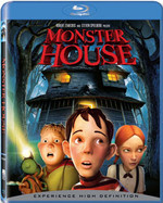 Canavar Ev (3D) - Monster House (3 Boyutlu)