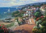 Anatolian Huzurlu Gezinti / Coastal Tranquılty 1000 Parça 3103