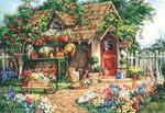 Anatolian Puzzle Cennet Bahçesi / Gardener's Haven 500 Parça 3532