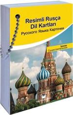 Resimli Rusça Dil Kartları - İsimler