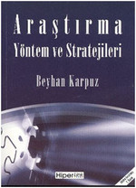 Araştırma Yöntrem ve Stratejileri