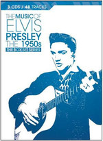The Music Of Elvis Presley- The 1950s 'The Boxset Series'