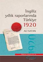 İngiliz Yıllık Raporları'nda Türkiye 1920