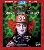 Alis Harikalar Diyarında (3D) - Alice In Wonderland (3 Boyutlu)