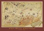 Art Puzzle Pir-i Reis Haritası 4308 1000' lik