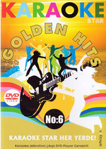 Karaoke Star 6 Golden Hits