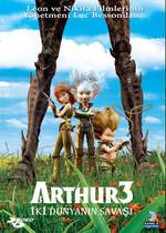 Arthur 3-The War Of The Two Worlds - Arthur 3- İki Dünyanın Savaşı