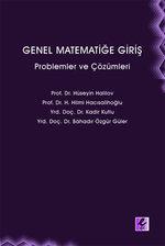 Genel Matematiğe Giriş - Problemler ve Çözümleri
