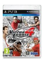 Virtua Tennis 4 PS3 (move uyumlu)