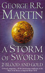 A Storm of Swords: 2 Blood and Gold (A Song of Ice and Fire, Book 3, Part 2)-PB