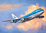 Revell PLANES Boeing 747-200 3999