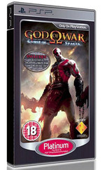 God of War: Ghost of Sparta Platinium PSP