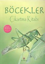 Böcekler Çıkartma Kitabı