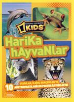 National Geographic Kids - Okul Öncesi Harika Hayvanlar