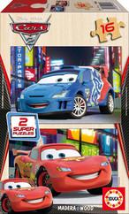 Educa Puzzle  2 X 16 CARS 2   14934