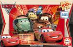 Educa Puzzle  100'LÜK CARS 2   14937