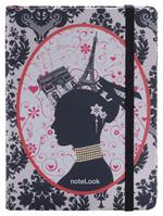 Notelook A7 Siyah Kadife 100 Yaprak 70 Gr Ck10100N-1