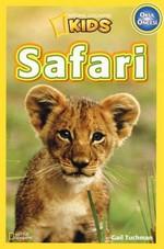 National Geographic Kids - Okul Öncesi Safari Okuma Serisi