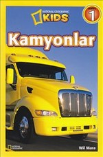 National Geographic Kids - Kamyonlar