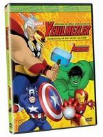 The Avengers: Earth's Mightiest Heroes Vol 1 - Yenilmezler: Dünyanın En Güçlü Kahramanları Vol 1