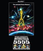 Interstella 5555 (Blu-Ray Dvd)