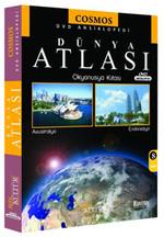Cosmos Dünya Atlası Okyanusya (Avustralya-Endonezya)