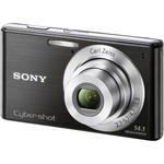 Sony DSC-W530/B Siyah Dijital Fotoğraf Makinası