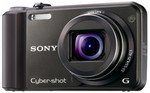 Sony DSC-H70/B Siyah Dijital Fotoğraf Makinası