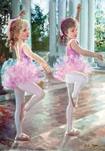 Anatolian Balerinler / Ballerinas 3550 500 Parça