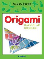 Origami Hayvanlar Bitkiler