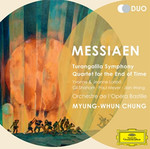 Messiaen: Turangalîla Symphony [2 Cd]