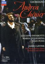 Giordano: Andrea Chenier [Dvd]